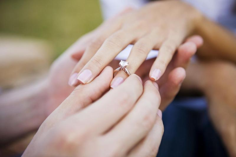 Are you happy with your engagement ring? Photo: Getty
