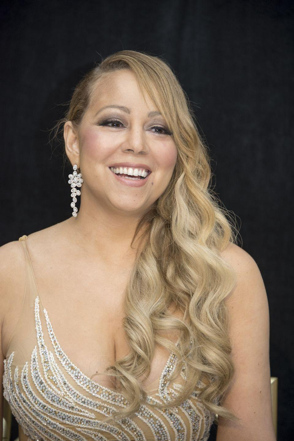 """<p>The superstar singer just spoke out about receiving her bipolar diagnosis in 2001 to <em><a href=""""http://people.com/music/mariah-carey-bipolar-disorder-diagnosis-exclusive/"""" rel=""""nofollow noopener"""" target=""""_blank"""" data-ylk=""""slk:People"""" class=""""link rapid-noclick-resp"""">People</a>. </em>""""Until recently I lived in denial and isolation and in constant fear someone would expose me,"""" she says in the cover story. """"It was too heavy a burden to carry and I simply couldn't do that anymore. I sought and received treatment, I put positive people around me and I got back to doing what I love — writing songs and making music.""""</p>"""