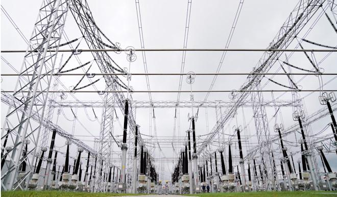 Some households have switched to electric heating systems. Photo: Xinhua