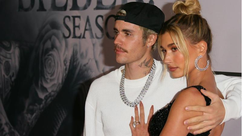 Hailey Bieber Shows Fans Her 'Crooked and Scary' Pinky Fingers
