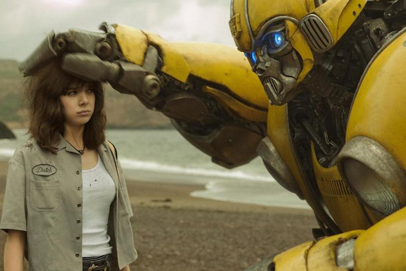Bumblebee writer Christine Hodson avoided the misogynist tropes of the previous Transformers films (Credit: Paramount)