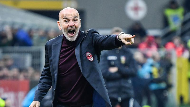 Pioli angry after late Juventus penalty but proud of AC Milan display