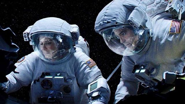 'Gravity' Resists Relinquishing Box-Office Crown