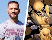 """<p>Tom Hardy may already have a few superhero roles under his belt—he played the villainous Bane in Christopher Nolan's <em>The Dark Knight Rises</em>, and his campy take on <em>Venom</em> last year was actually a lot of fun—but what's one more? He was actually <a href=""""https://www.digitalspy.com/movies/a27677892/x-men-tom-hardy-richard-madden-new-wolverine/"""" rel=""""nofollow noopener"""" target=""""_blank"""" data-ylk=""""slk:name-dropped"""" class=""""link rapid-noclick-resp"""">name-dropped</a> as a good choice for the role (along with <em>Game of Thrones </em>star Richard Madden) by <em>Dark Phoenix </em>director Simon Kinberg, raising some eyebrows for sure. </p><p>While it might get a little confusing if Venom ever actually gets <a href=""""http://collider.com/mcu-venom-rumor/"""" rel=""""nofollow noopener"""" target=""""_blank"""" data-ylk=""""slk:rolled into the MCU"""" class=""""link rapid-noclick-resp"""">rolled into the MCU</a> (much like Tom Holland's Spider-Man did), Hardy would bring an aggressive attitude to the role, and as always, would have no reservation about fully immersing himself and disappearing into the role. Hardy is one of our best actors, and if he's excited about a project, you know it's one to look forward to.</p>"""