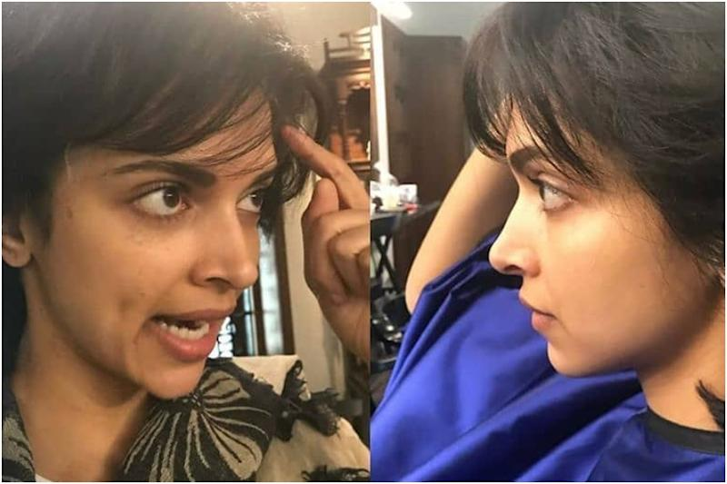 BTS Pictures of Deepika Padukone Transforming into Romi Bhatia for '83 Go Viral, See Here