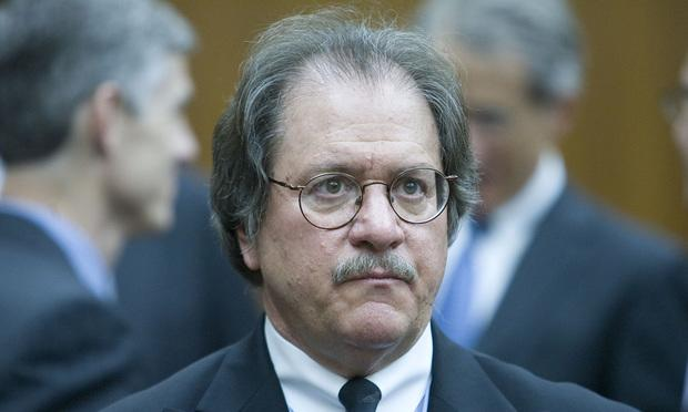 New Trump Lawyer Joseph diGenova Has Lots to Say About Many