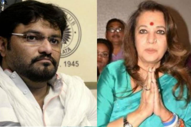 A Very Bollywood Affair at Asansol as Babul Supriyo Clashes With Moon Moon Sen