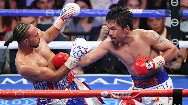Manny Pacquiao has thrown a monkey wrench into the youth movement in the welterweight division. What does his win mean? And where does Keith Thurman go from here?