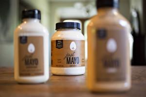 </a> Hampton Creek's flagship Just Mayo product.Photo by Bloomberg via Getty Images