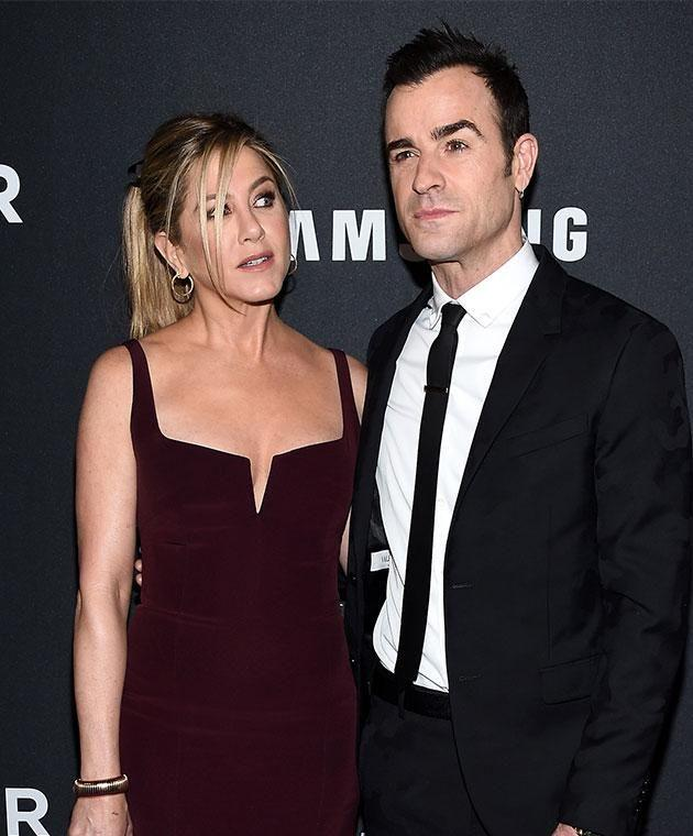 Their careers and lifestyles were said to have been behind Jen and Justin's split. Photo: Getty