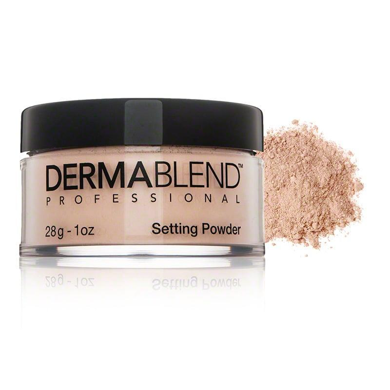 <p><span>Dermablend's Loose Setting Powder</span> ($15) promises up to 16 hours of staying power, so you can rest easy knowing makeup smudges and fading won't be an issue on days you need long-lasting coverage.</p>
