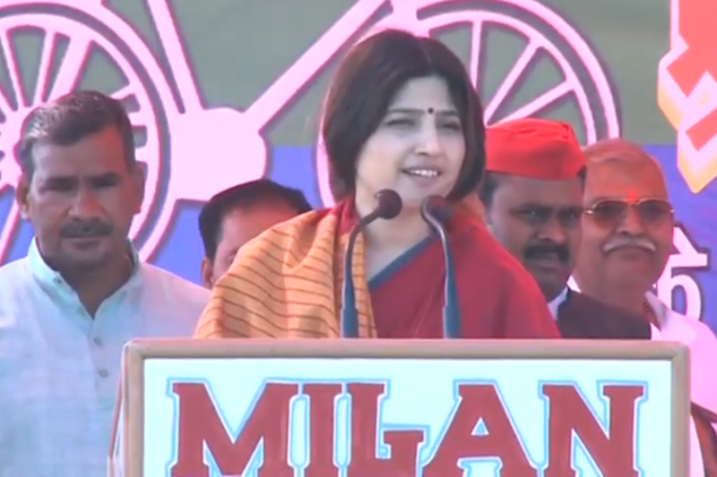 Dimple Yadav Likely to Win Kannauj, Says News18-IPSOS Survey