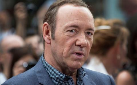 Kevin Spacey - Credit: Joel Ryan/Invision/AP