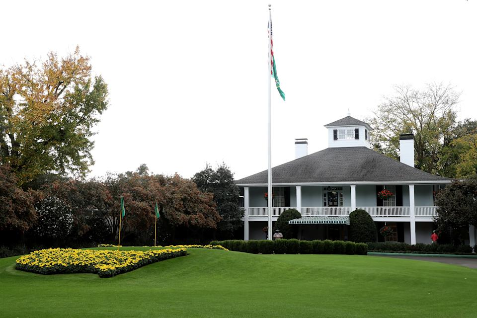It's Masters season. (Photo by Jamie Squire/Getty Images)