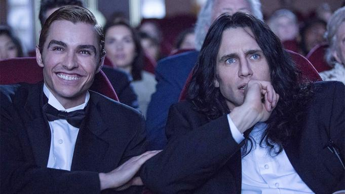 Dave Franco and James Franco in 'The Disaster Artist' (A24)