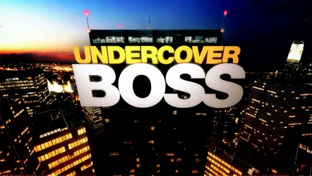 "<b>""Undercover Boss""</b><br><br>Friday, 5/11 at 8 PM on CBS<br><br><a href=""http://yhoo.it/IHaVpe"">More on Upcoming Finales </a>"