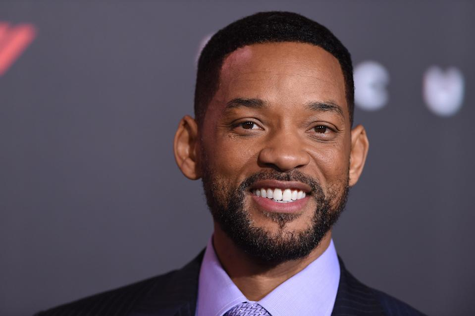 Will Smith's possible casting as Richard Williams has stirred up controversy. (Photo: Axelle/Bauer-Griffin/FilmMagic)