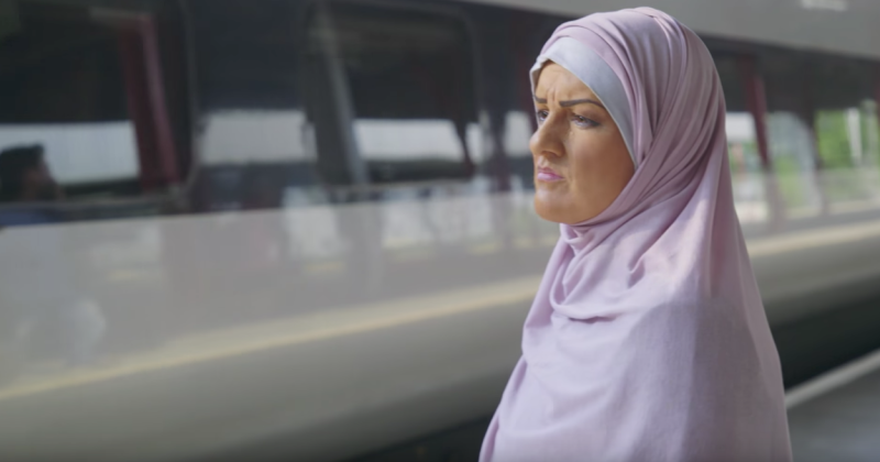 <strong>Viewers have called theprogramme'the most offensive show of the year' based on the trailer</strong> (Channel 4)