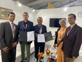 BEL signs MoU with Newspace & Research Technologies