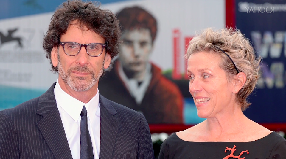 Frances McDormand: 'I'm happy with the way I look and how I age'