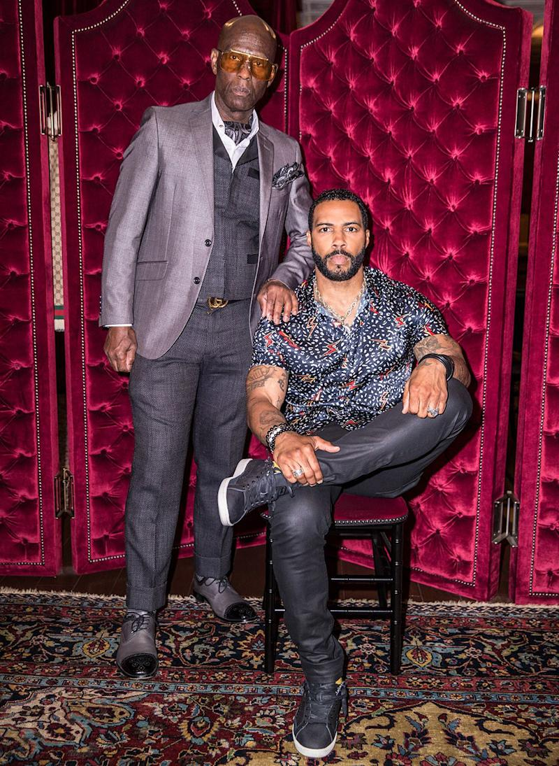 db2fc825 Omari Hardwick and Dapper Dan Know Exactly How Important the ...