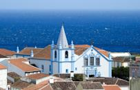 <p>One of the smaller island in the Azores, Terceira is home to the beautiful town of Angra do Heroismo. It's one of two of Portugal's five Unesco World Heritage sites, thanks to the colorful town and hypnotizing patchwork meadows. Come for a day trip from the larger Sao Miguel while you're on remote archipelago. </p>