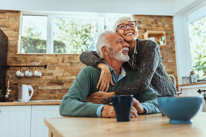 """Elderly people with """"purpose"""" tend to be healthier. [Photo: Getty]"""