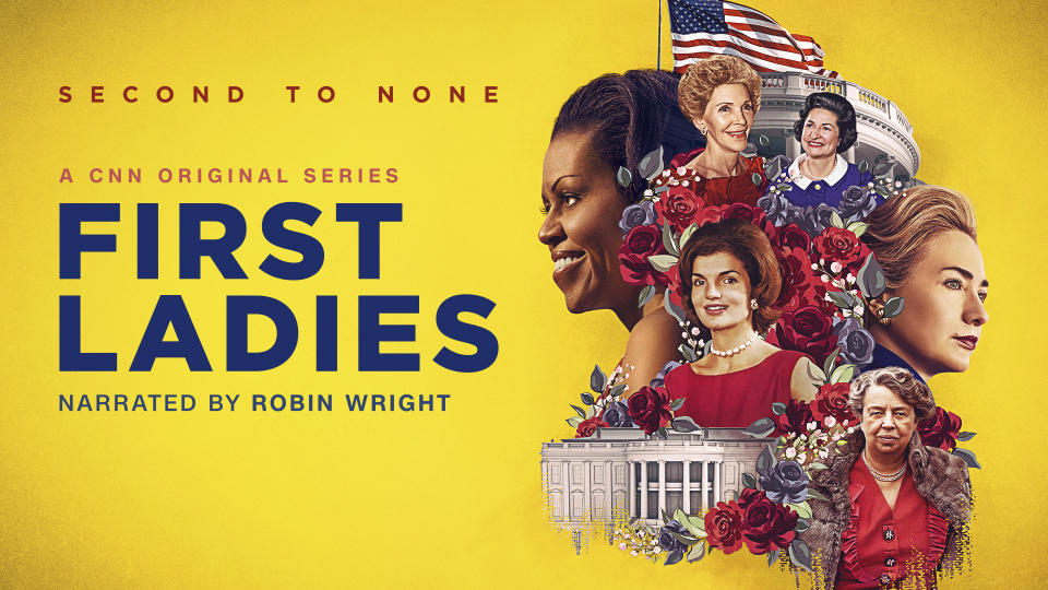 'First Ladies'. (Credit: Sky Cinema/NOW TV)