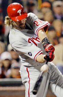 Jayson Werth hit 27 home runs and tallied 85 RBIs last season