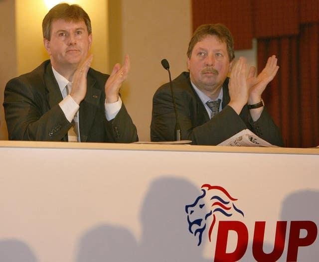 ULSTER DUP