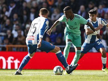 LaLiga: Vinicius Junior becomes Real Madrid's latest player to be recovered by Zinedine Zidane after making first start in two months