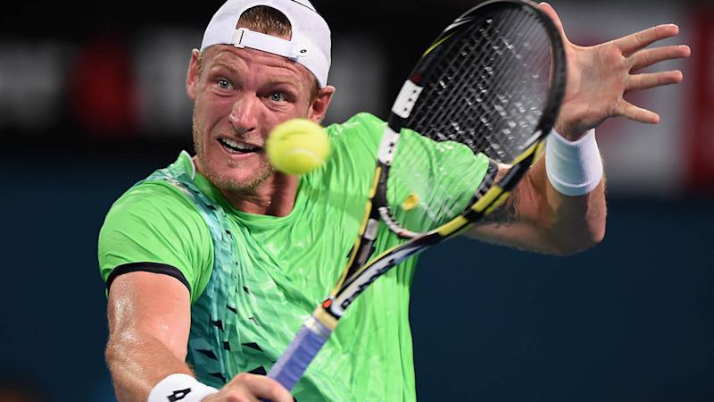 Sam Groth was scathing in his criticism of Serena Williams. (Photo by Matt Roberts/Getty Images)