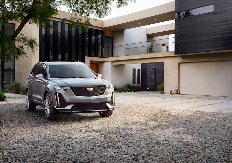 The new Cadillac XT6 is considered critical to resetting the luxury brand's image.