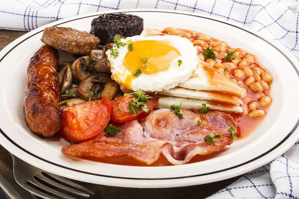 <p>An exported 'Irish' sausage containing British meat, and vice versa, could cause crises at customs posts worldwide: a sausage with no entry is no use to anyone</p> (Getty/iStock)