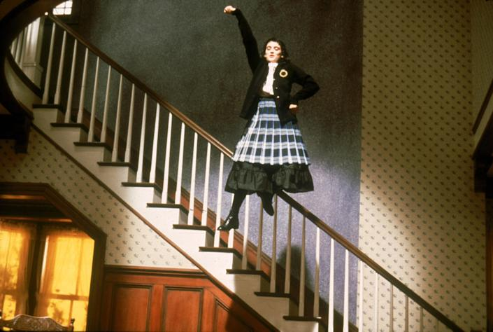 Winona Ryder as Lydia in the film.