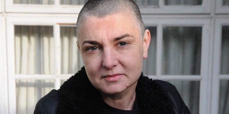 "Sinéad O'Connor to Discuss Mental Illness on ""Dr. Phil"""