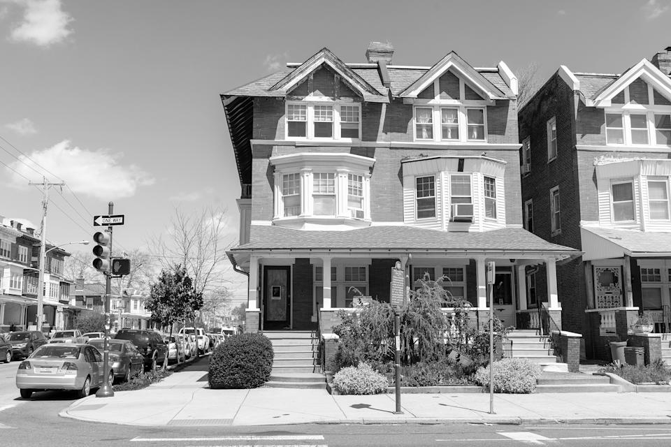 Philadelphia's Paul Robeson House and Museum, in 2020 | Purnell T. Cropper