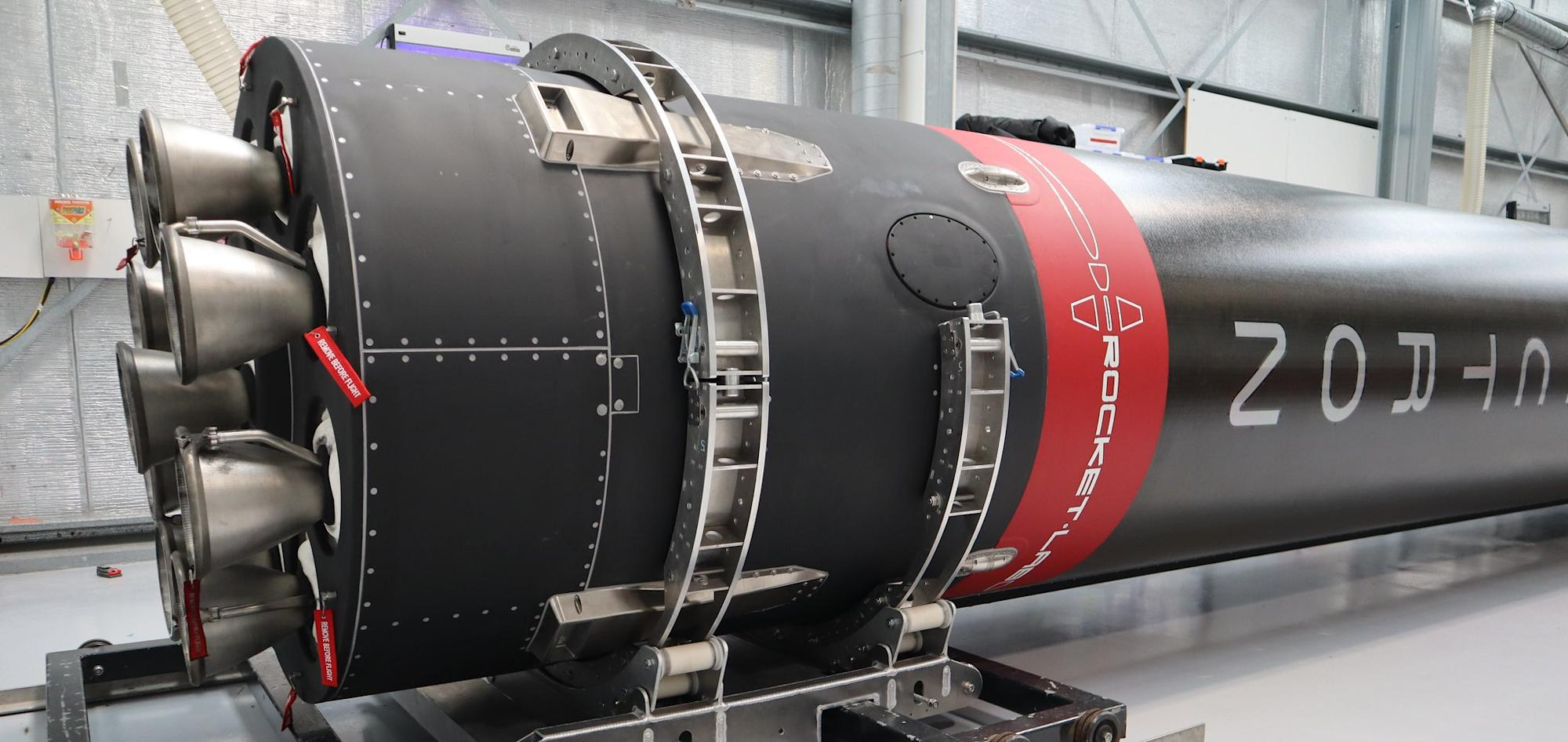 Rocket Lab tested its parachute system on a live booster for the first time – Yahoo Finance Australia