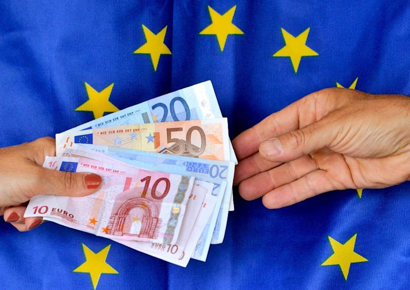 The EU reportedly wants between 60 billion and 100 billion euros ($70.7 billion to $118 billion) from Britain
