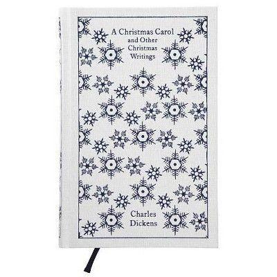 "<p><strong>A Christmas Carol and Other Christmas Writings by Charles Dickens</strong></p><p>target.com</p><p><strong>$18.49</strong></p><p><a href=""https://www.target.com/p/a-christmas-carol-and-other-christmas-writings-hardcover/-/A-12920089"" rel=""nofollow noopener"" target=""_blank"" data-ylk=""slk:Shop Now"" class=""link rapid-noclick-resp"">Shop Now</a></p><p><a href=""https://www.townandcountrymag.com/society/tradition/a31966705/kate-middleton-prince-william-kensington-palace-coronavirus-photos/"" rel=""nofollow noopener"" target=""_blank"" data-ylk=""slk:In rare photos of Kate and Prince William working from their Kensington Palace home"" class=""link rapid-noclick-resp"">In rare photos of Kate and Prince William working from their Kensington Palace home</a>, royal watchers spotted a collection of Penguin's stylish ""Clothbound Classics"" on display atop the Duchess's desk. Among them was Charles Dickens's <em>A Christmas Carol and Other Christmas Writings</em>, as well as other much-loved tomes <em>Emma, </em><em>Sense and Sensibility</em>, <em>The Hound of Baskervilles</em>, and <em>Middlemarch</em>. </p>"