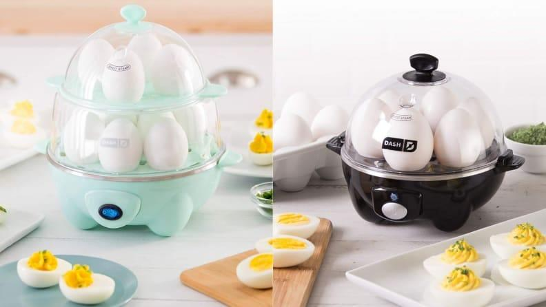 Best gifts to give yourself: Dash Rapid Egg Cooker