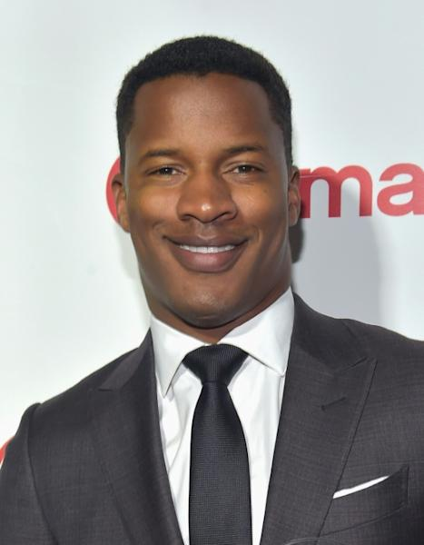 """Nate Parker's film """"American Skin"""" received an eight-minute standing ovation at the Venice film festival (AFP Photo/Alberto E. Rodriguez)"""