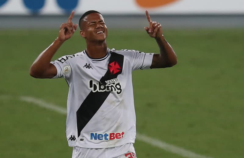 Vasco move into fourth with 3-2 win over Botafogo