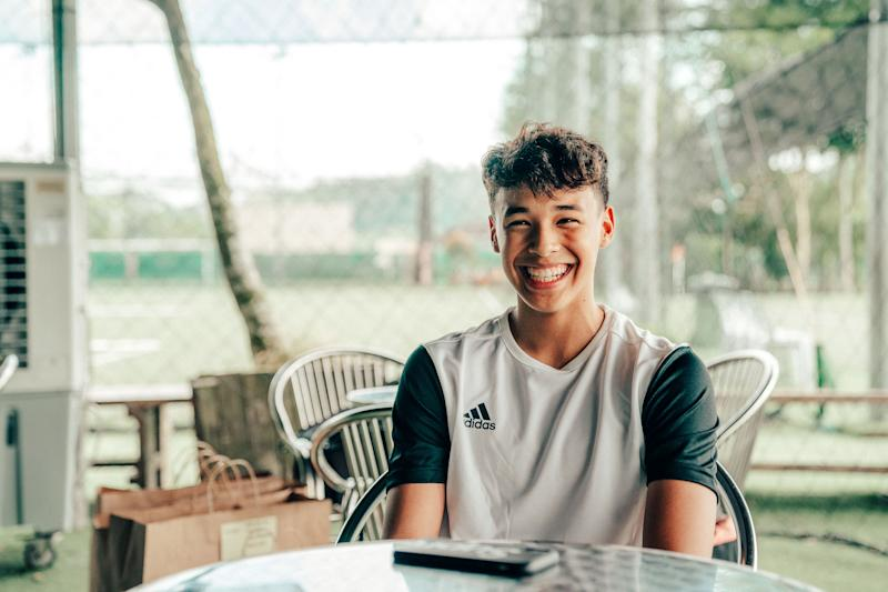 Ilhan Fandi - Singapore football's next superstar