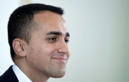 Italy's deputy Prime Minister Luigi Di Maio backed France's 'yellow jacket' movement in a post on the blog of his party, the Five Star Movement