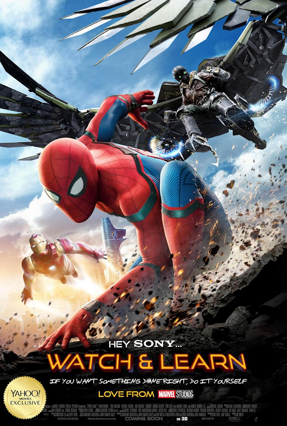 <p>The claws are out. (Sony Pictures/Yahoo Movies UK/theshiznit.co.uk) </p>