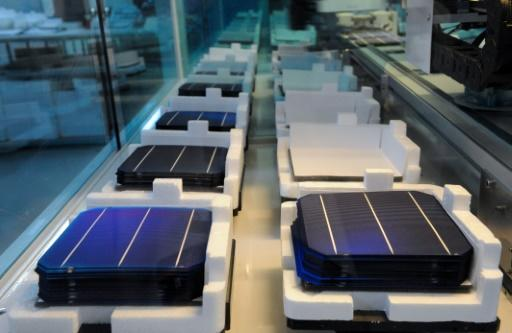 U.S. launches probe into imports of photovoltaic cells: WTO