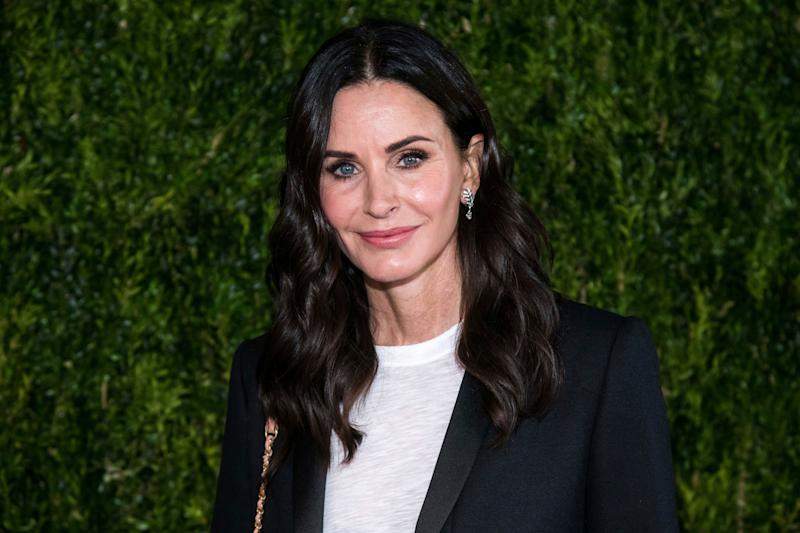 Courteney Cox (Photo: Charles Sykes/Invision/AP)