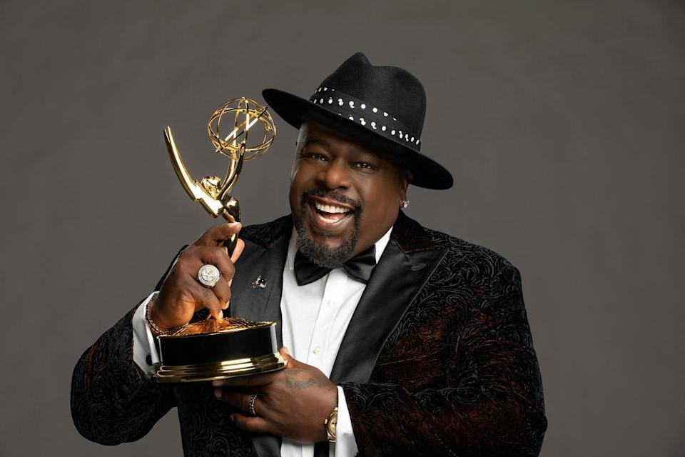 Cedric the Entertainer will host this year's Emmys, a first for the comedian.