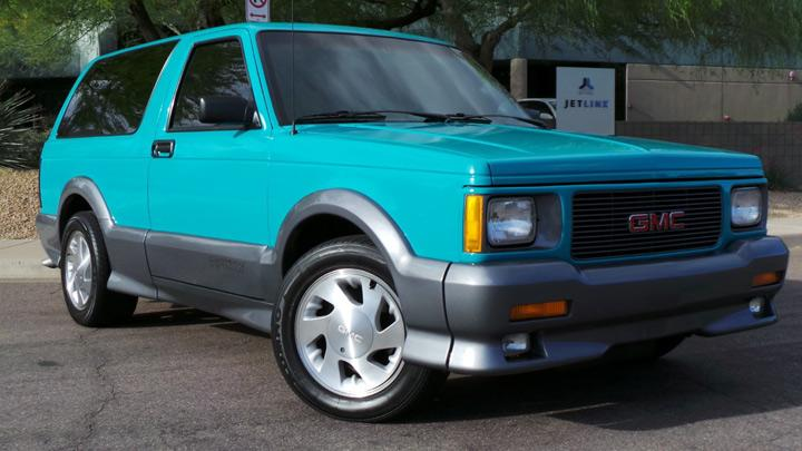 Gmc Typhoon Suvs Can T Go Much Faster For